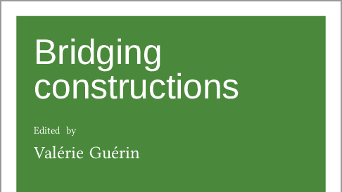 Bridging constructions